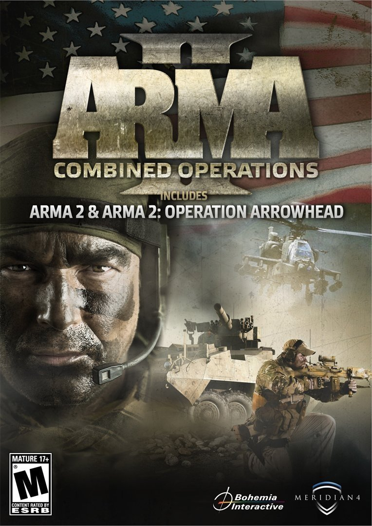 Arma 2: Combined Operations + DayZ Mod (RU + CIS)