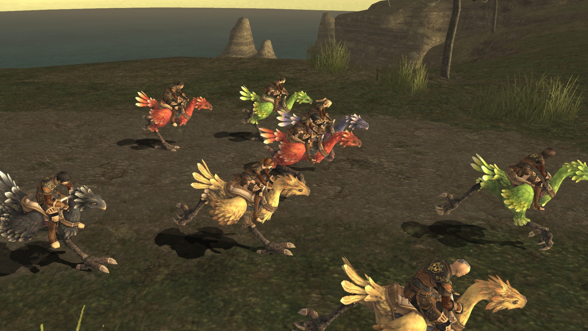 Final fantasy xi: the play online viewer – retro sensei.