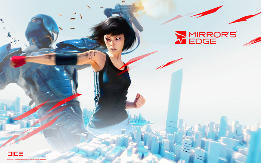 Mirror's Edge Origin Key