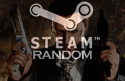 Random Steam Game