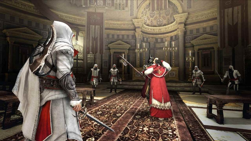 Assassins Creed Brotherhood (Steam Gift) Region Free