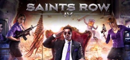 Saints Row 4 (Russia and CIS)