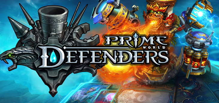 Prime World: Defenders (Russia and CIS)