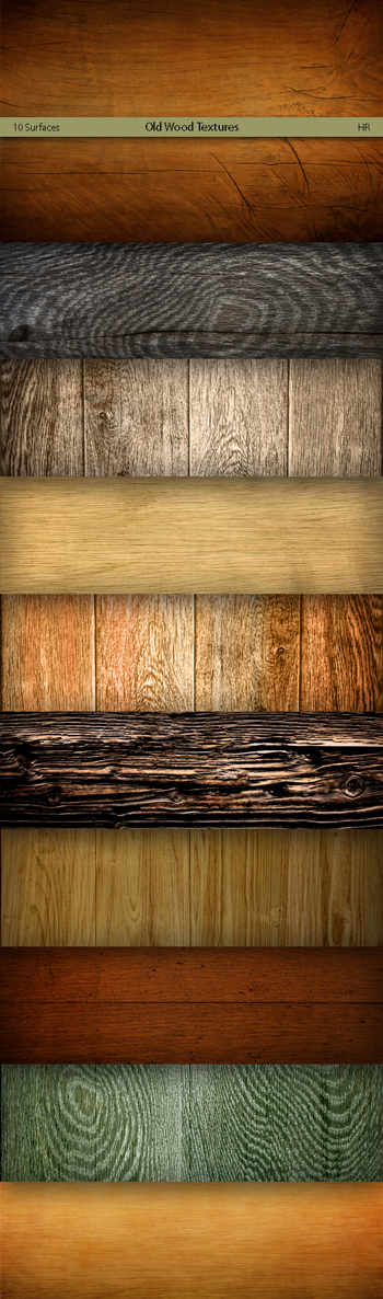 Old Wood Surfaces Texture
