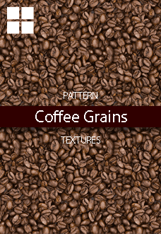 Coffee Grains Patterns