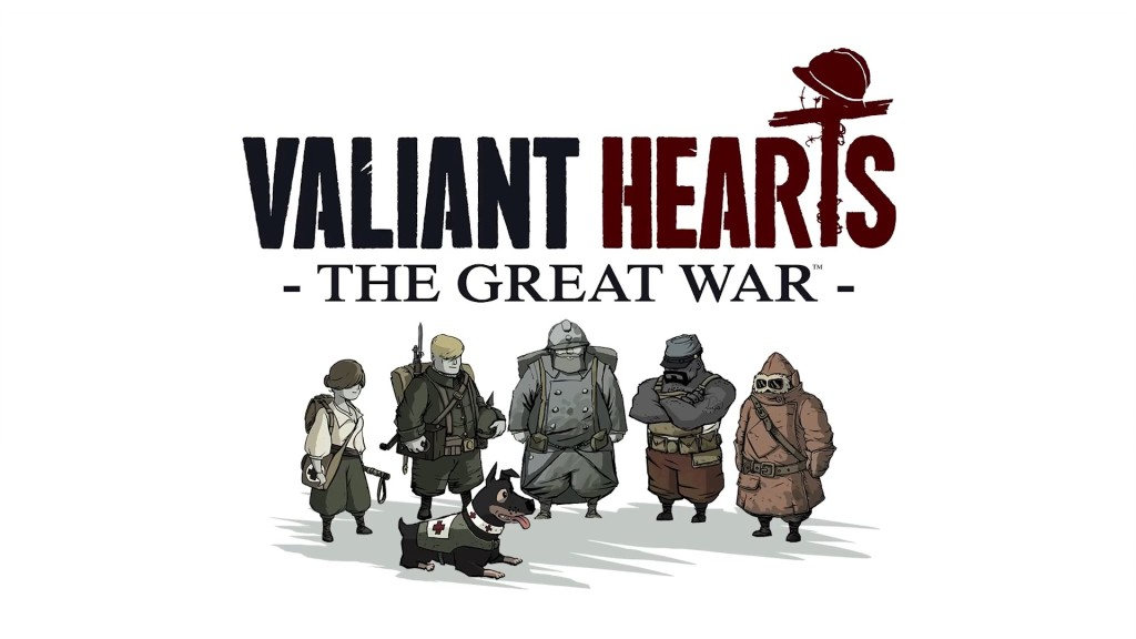Valiant Hearts: The Great War (STEAM GIFT | RU+CIS)