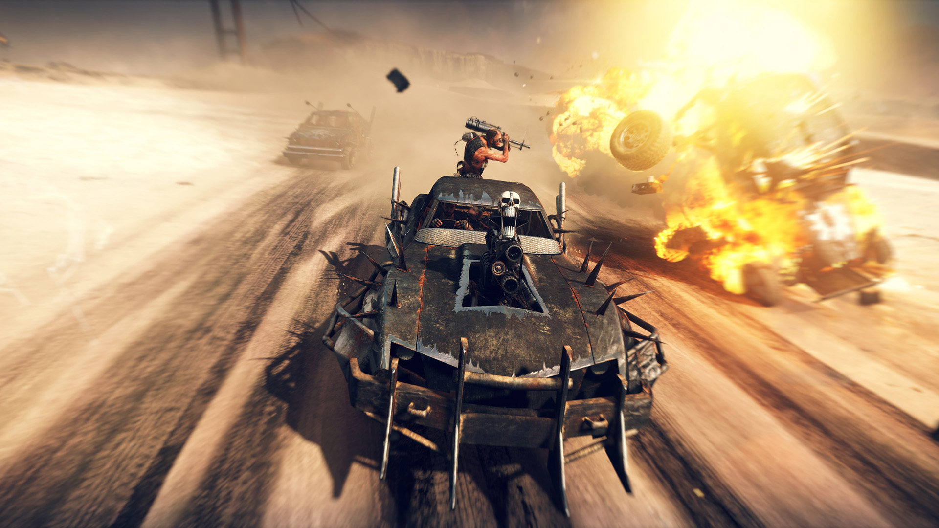 Mad Max (STEAM GIFT | RU+CIS) + Скидка