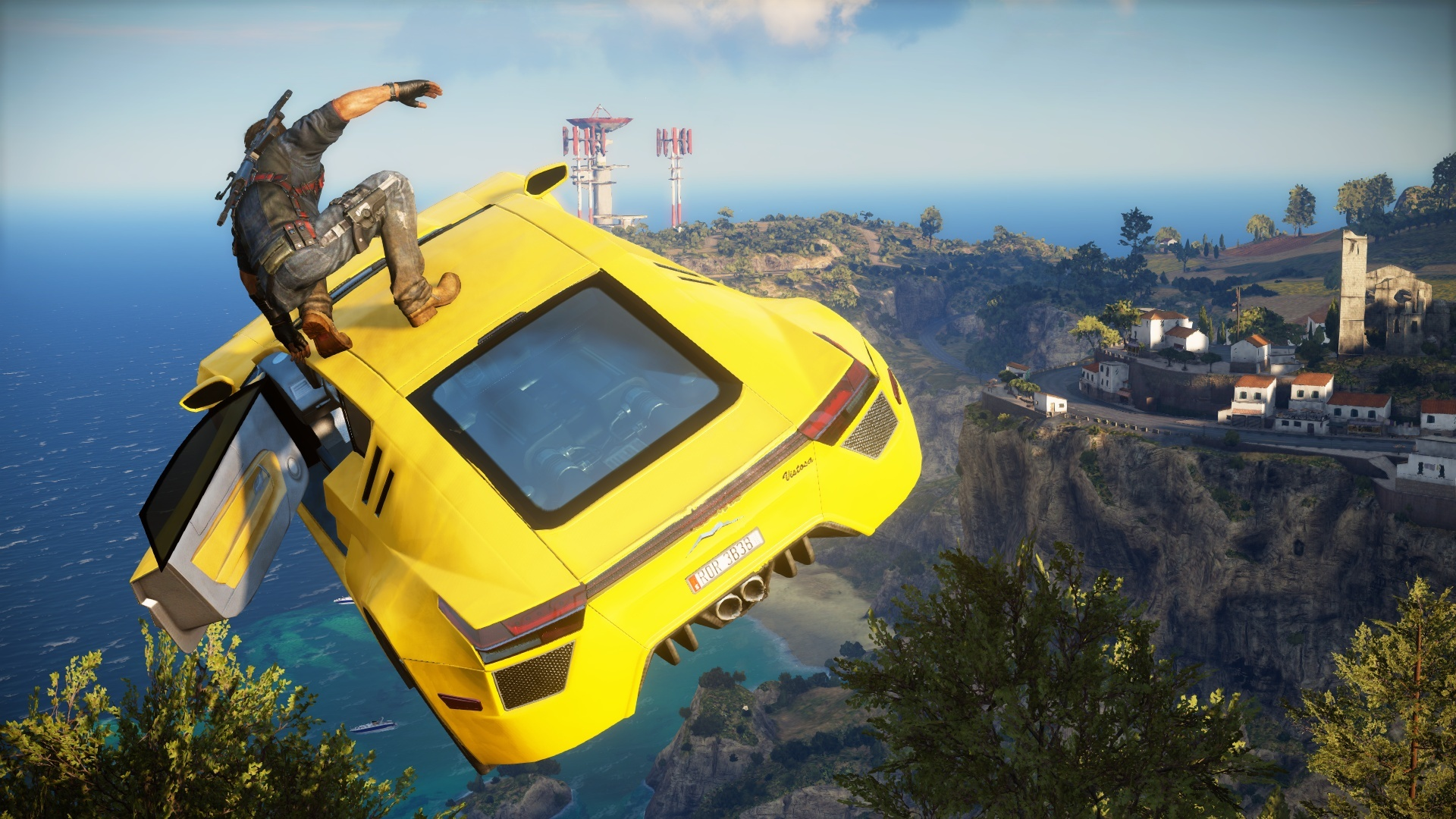 Just Cause 3 Steam Gift | RU+СНГ