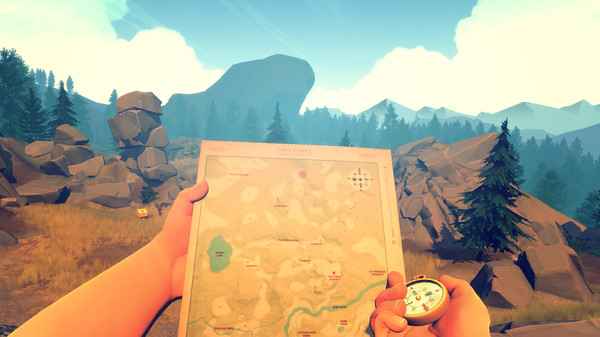 Firewatch | Steam Gift (RU/CIS)