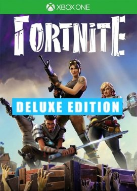 Fortnite: Save the World - Deluxe Founder´s XBOX USA