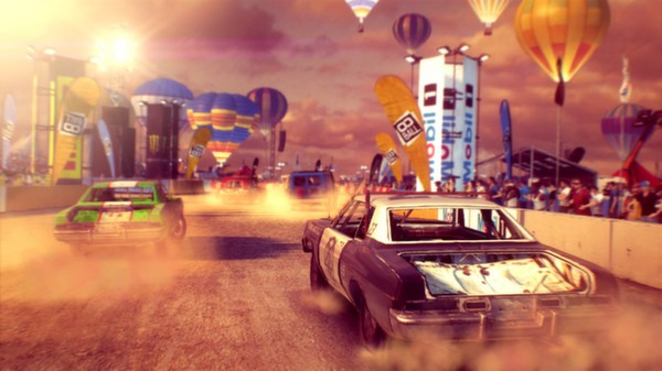 DiRT Showdown (Steam Ru+cis)