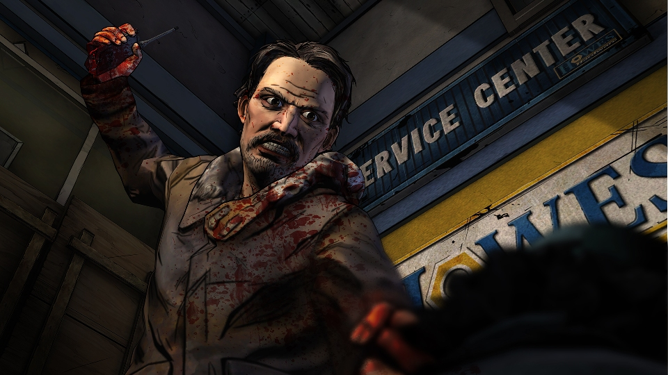 The Walking Dead: Season 2 (steam gift)