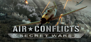 Air Conflicts: Secret Wars (Steam Key, RegFree) + ПРИЗ