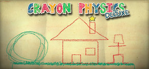 Crayon Physics Deluxe (Steam Key, RegFree) + ПОДАРОК