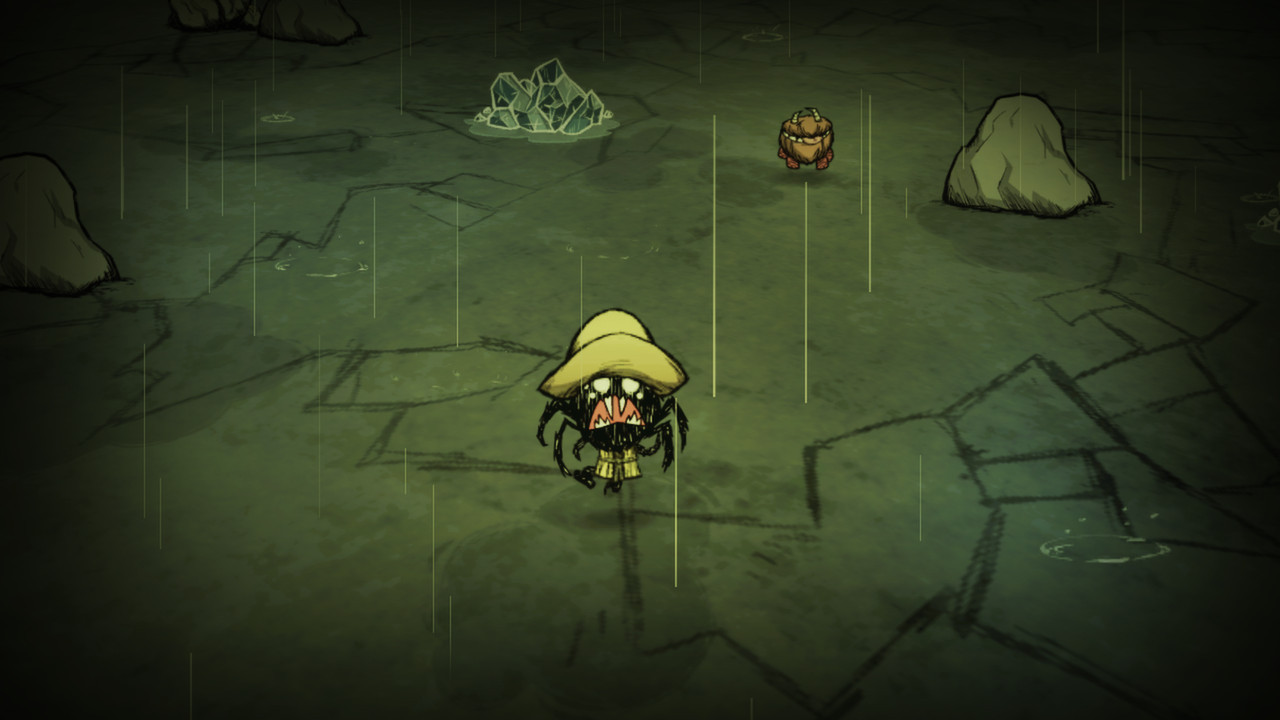 Dont Starve + Reign of Giants (Steam, RegFree) + ПРИЗ