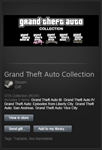 Grand Theft Auto Collection/Complete Pack (Steam, ROW)
