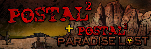 POSTAL 2 + Paradise Lost (RU+CIS) Steam Gift