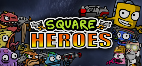 Square Heroes (Region Free) Steam Key