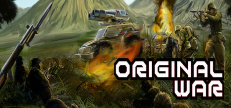 Original War (Region Free) Steam Key