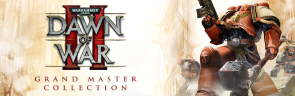 Warhammer 40,000 Dawn of War II Grand Master Collection