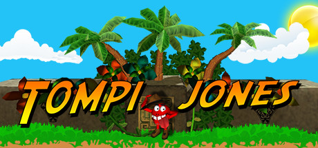 Tompi Jones (Region Free) Steam Key