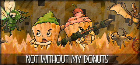 Not without my donuts (Region Free) Steam Key