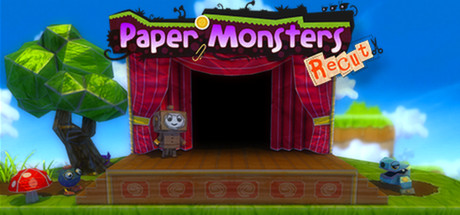 Paper Monsters Recut (Region Free) Steam Key