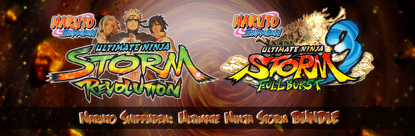 NARUTO SHIPPUDEN: Ultimate Ninja STORM Bundle (RU+CIS)