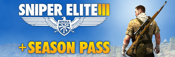 Sniper Elite 3 + Season Pass (Россия+СНГ) Steam Gift