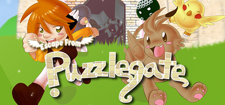 Escape from Puzzlegate (Region Free) Steam Key