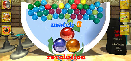 Match 3 Revolution (Region Free) Steam Key