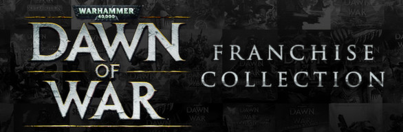 Warhammer 40,000 Dawn of War Franchise Pack(26in1)Steam