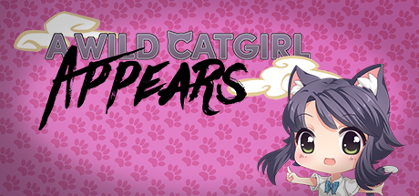 A Wild Catgirl Appears! (Region Free) Steam Key
