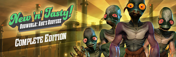 Oddworld New n Tasty Complete Edition(RU+CIS)Steam Gift