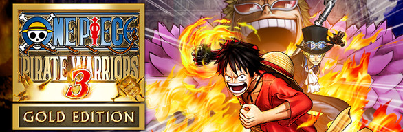 ONE PIECE PIRATE WARRIORS 3 Gold Edition/RU Steam Gift