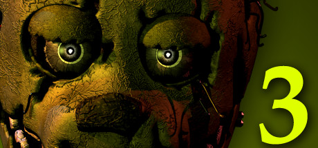Five Nights at Freddy´s 3 (RU+CIS) Steam Gift