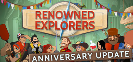 Renowned Explorers: International Society(RU)Steam Gift