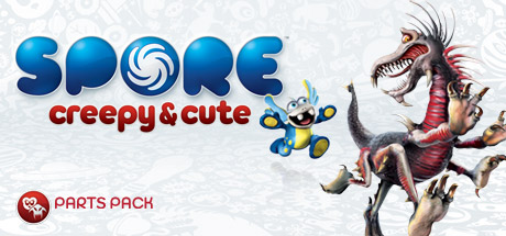 SPORE Creepy & Cute Parts Pack (Россия+СНГ) Steam Gift