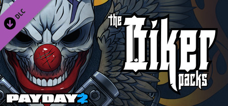 PAYDAY 2: The Biker Heist (Россия+СНГ) Steam gift