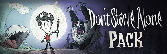 Don´t Starve Alone Pack (+Reign of Giants,+Shipwrecked)