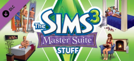The Sims 3: Master Suite Stuff (RU+CIS) Steam Gift