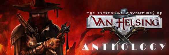 The Incredible Adventures of Van Helsing Anthology(9в1)