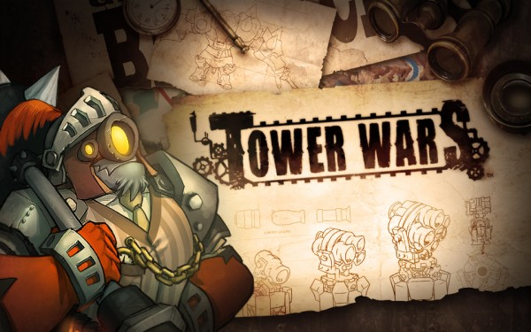 Tower Wars (Region Free) Steam Key