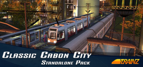 Trainz: Classic Cabon City (Region Free) Steam Key