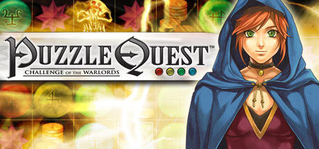 PuzzleQuest: Challenge of the Warlords (ROW Steam Gift)