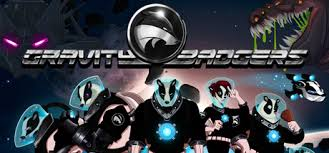 Gravity Badgers (Region Free) Steam Key