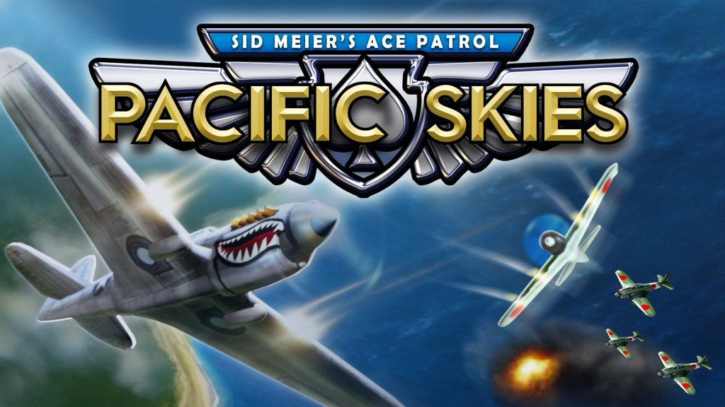 Sid Meier's Ace Patrol: Pacific Skies (ROW Steam Key)