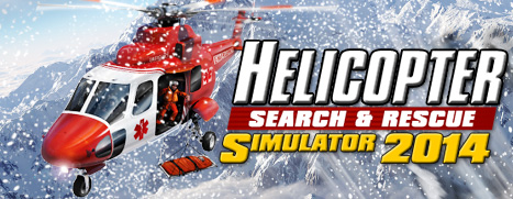 Helicopter Simulator 2014: Search and Rescue(ROW Steam)