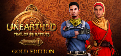 Unearthed: Trail of Ibn Battuta Episode 1 Gold Edition
