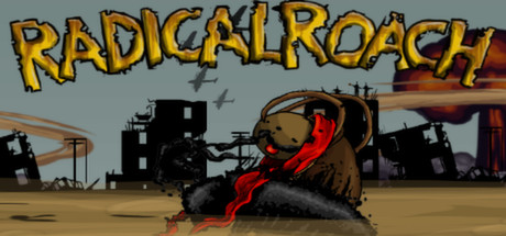 RADical ROACH Deluxe Edition (Region Free) Steam Key